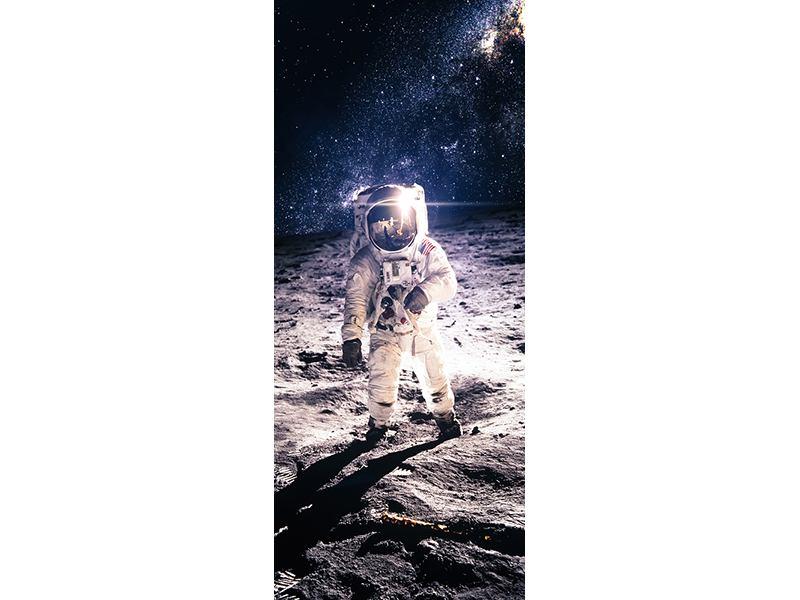 Türtapete Der Astronaut