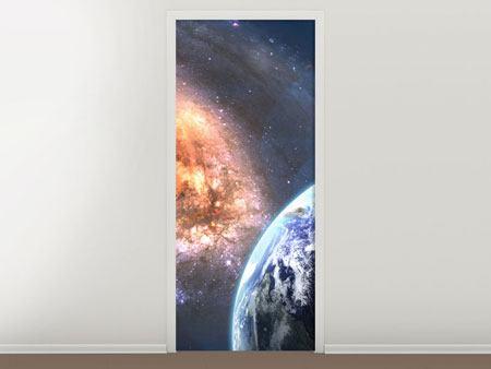 Türtapete Universus