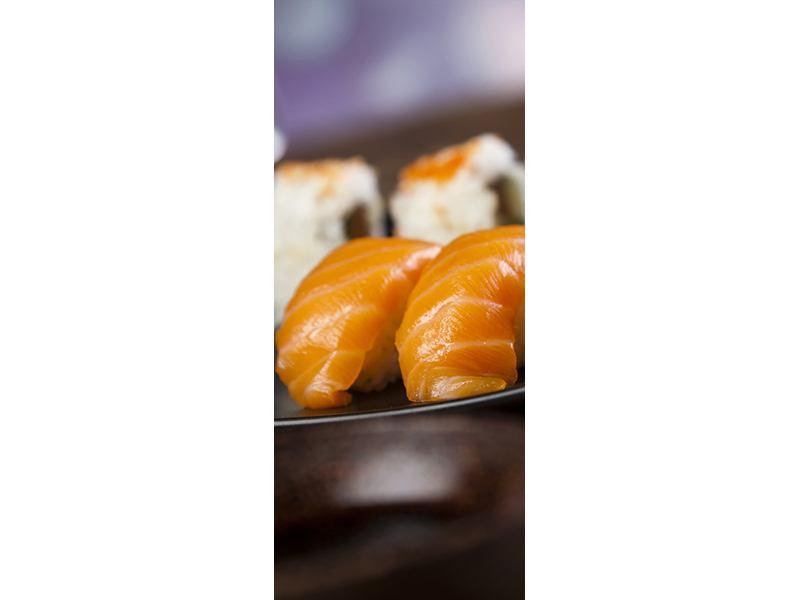 Türtapete Sushi-Gericht