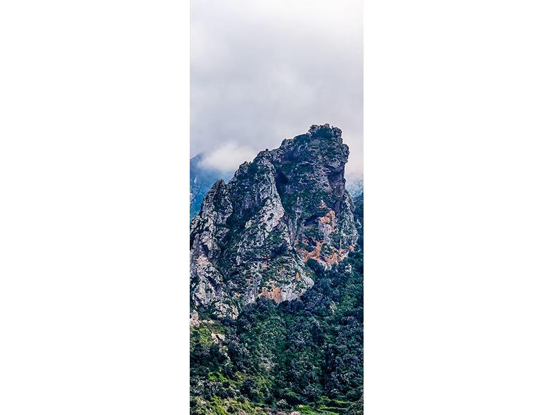 Türtapete Der stille Berg
