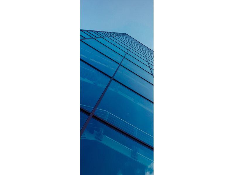 Türtapete Wolkenkratzer-Highlight
