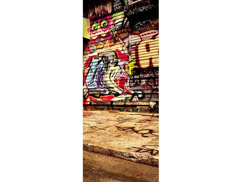 Türtapete NY Graffiti