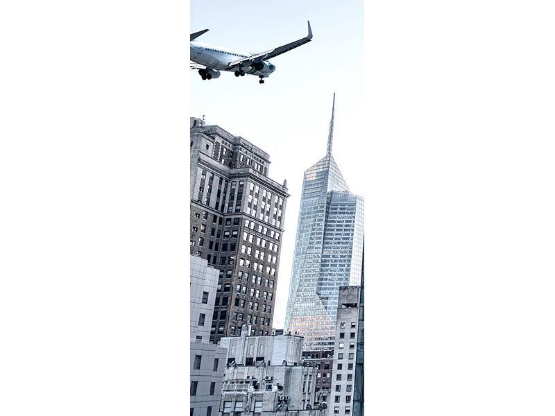 Türtapete Wolkenkratzer NYC