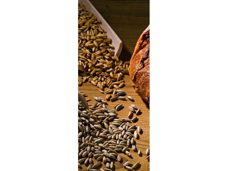 Türtapete Das Brot