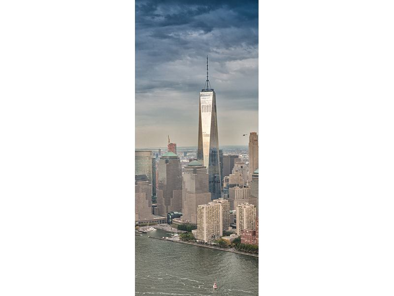 Türtapete Skyline Manhattan