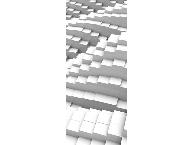 Türtapete 3D-Elemente