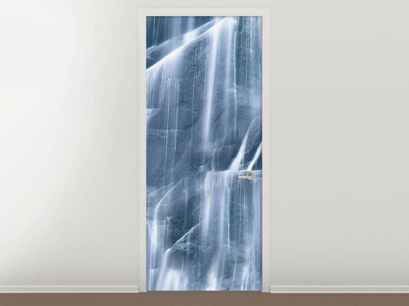 Türtapete Waterfall