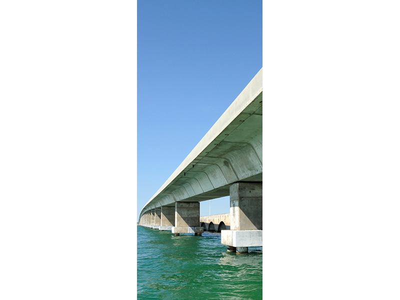 Türtapete Seven Mile Bridge