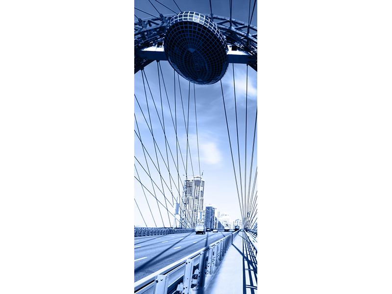 Türtapete Schiwopisny-Brücke