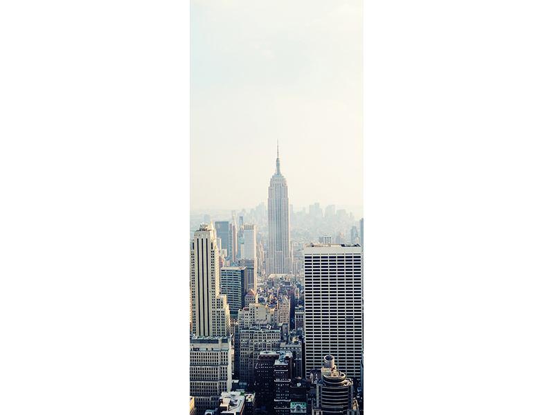 Türtapete NYC