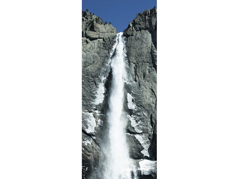 Türtapete Wasserfall Yosemite