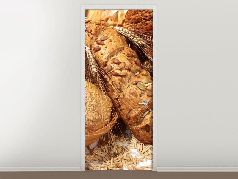 Türtapete Brotsorten