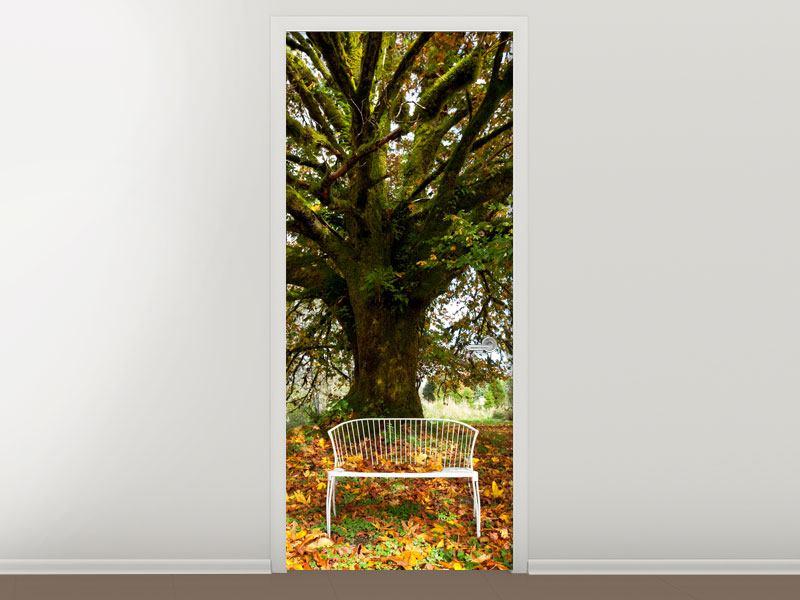 Türtapete Mein Lieblingsbaum