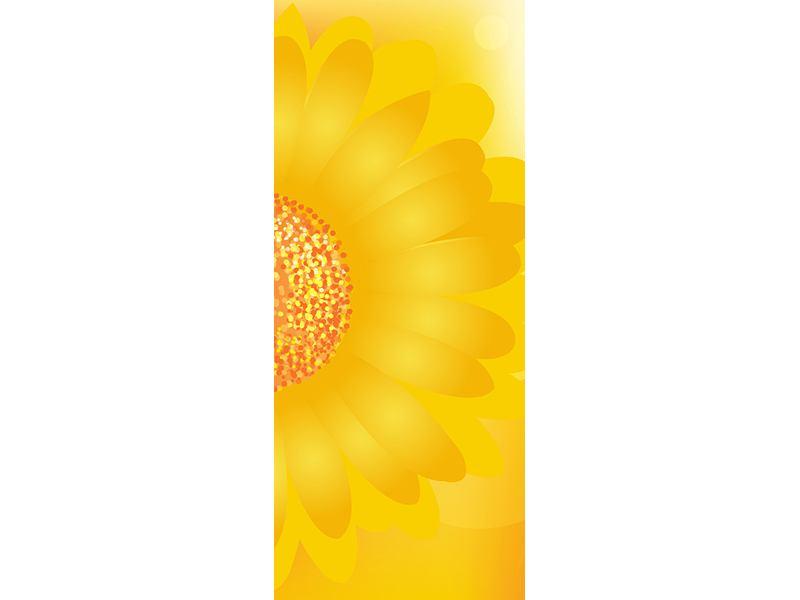 Türtapete Sunflower Power