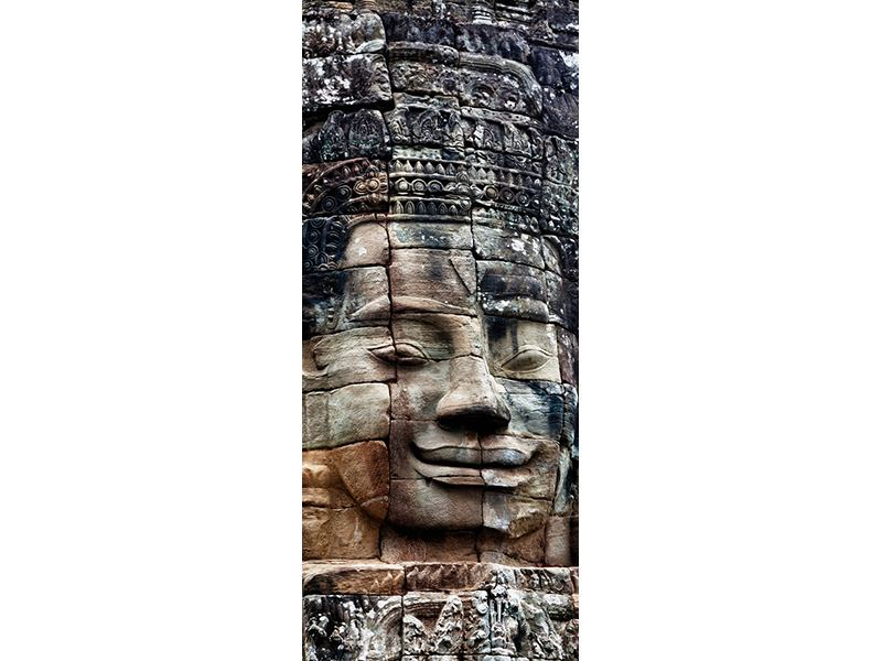 Türtapete Buddha Angkor Thom
