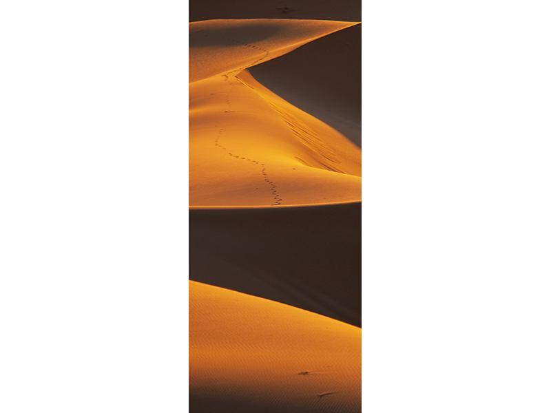 Türtapete Wüstensand