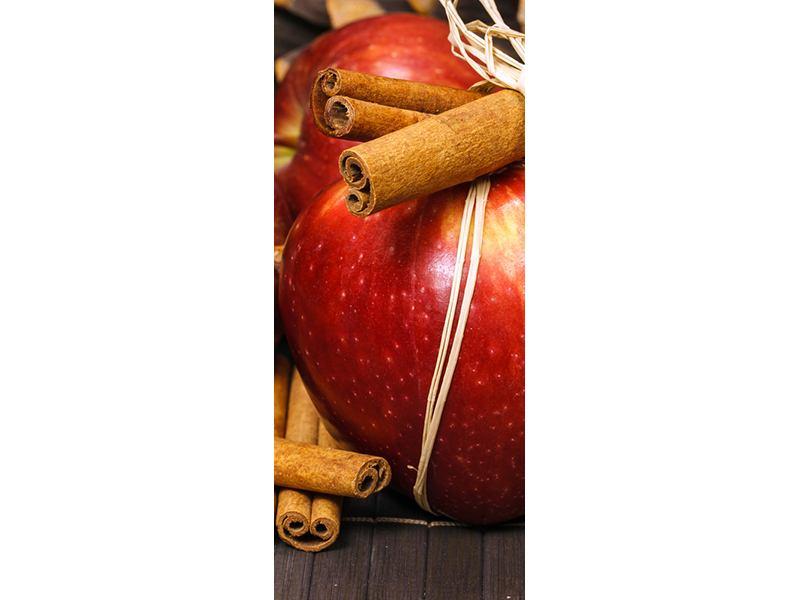 Türtapete Äpfel