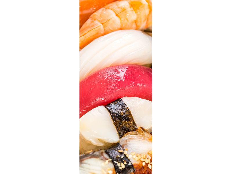 Türtapete Sushi