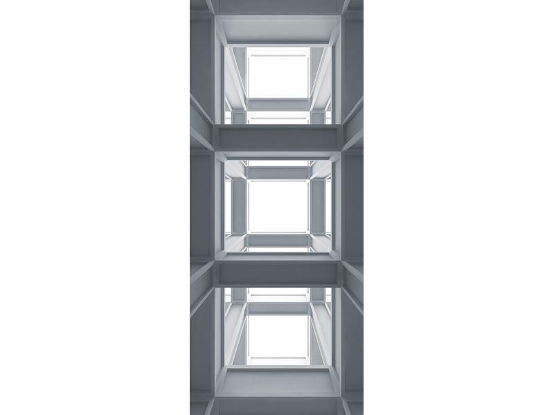 Türtapete Räume