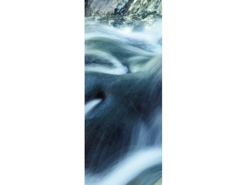 Türtapete Das Fliessende Wasser