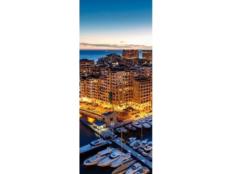 Türtapete Monaco
