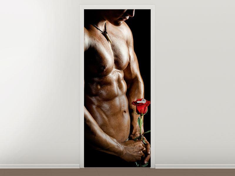 Türtapete Der Rosenkavalier