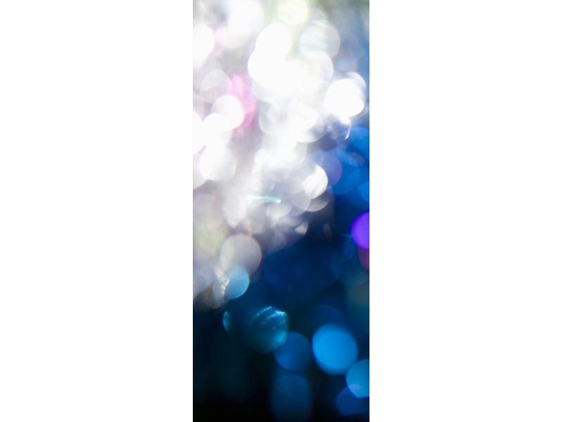 Türtapete Abstraktes Licht