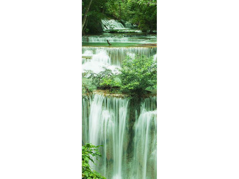Türtapete 7 Stufen in Thailand