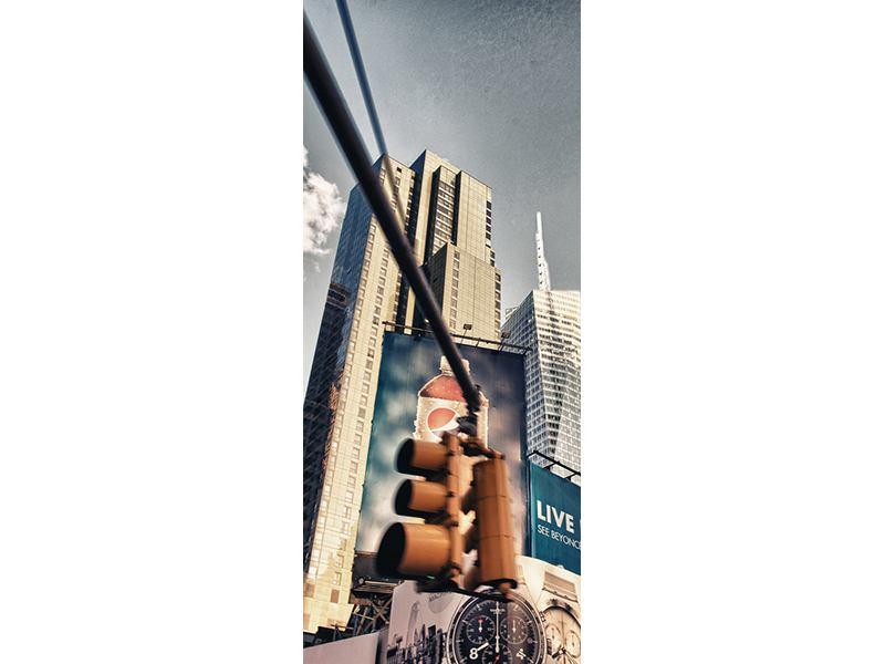 Türtapete Times Square