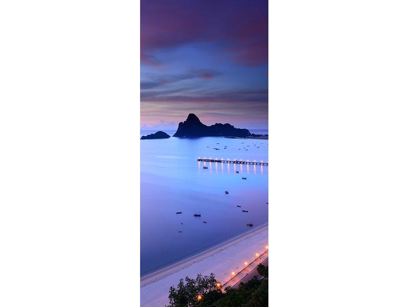 Türtapete Ano Manao Bucht