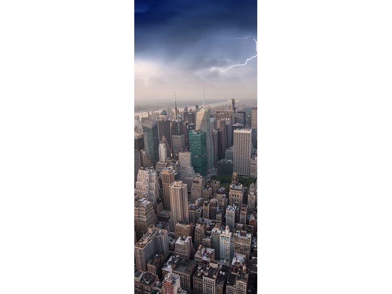 Türtapete Manhattan