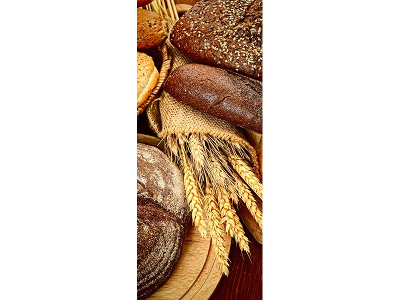 Türtapete Brote