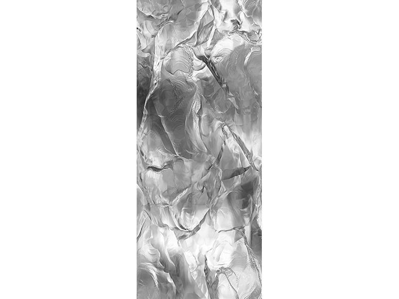 Türtapete Eiswand
