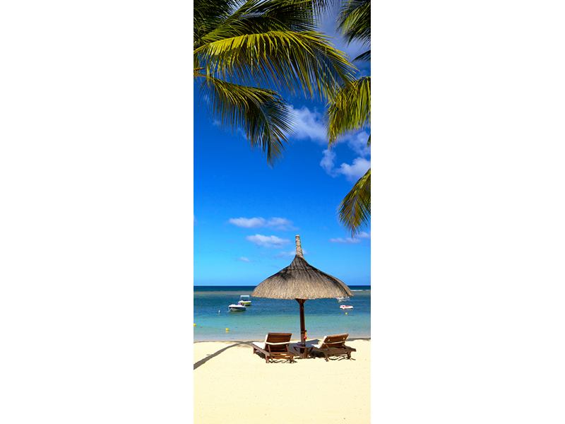 Türtapete Mauritius