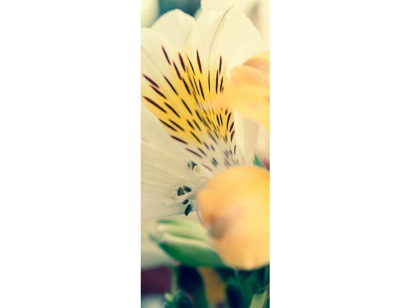 Türtapete Tigerlilien