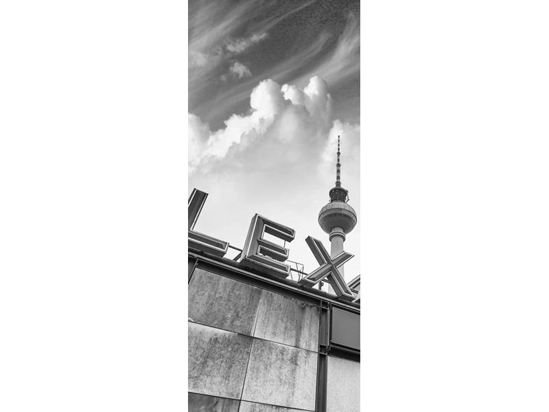 Türtapete Alexanderplatz