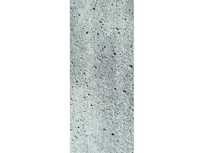 Türtapete Beton in Grau