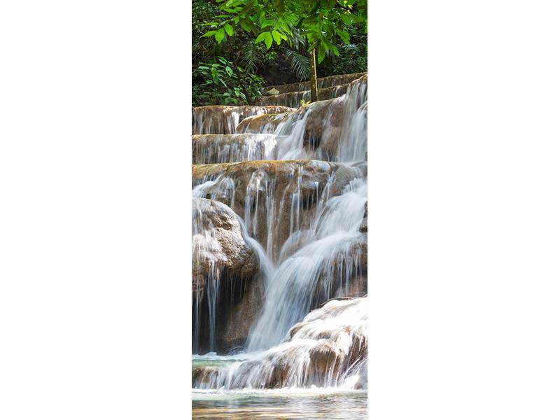 Türtapete Mexikanischer Wasserfall
