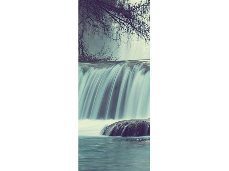 Türtapete Wasserfall Mexiko