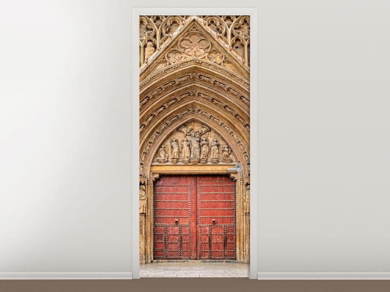 Türtapete Kathedrale von Valencia