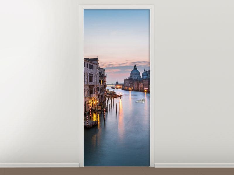 Türtapete Romantisches Venedig