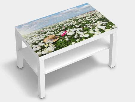 Furniture Foil Spring Flower Meadow