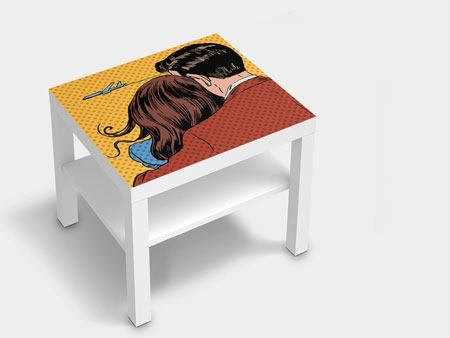 Furniture Foil Pop Art Togetherness