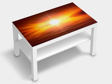 Furniture Foil Glowing Sunset