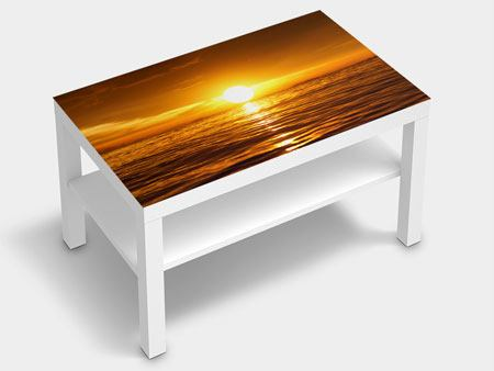 Furniture Foil Glowing Sunset On The Water