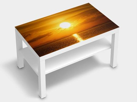 Furniture Foil Sunset Lake