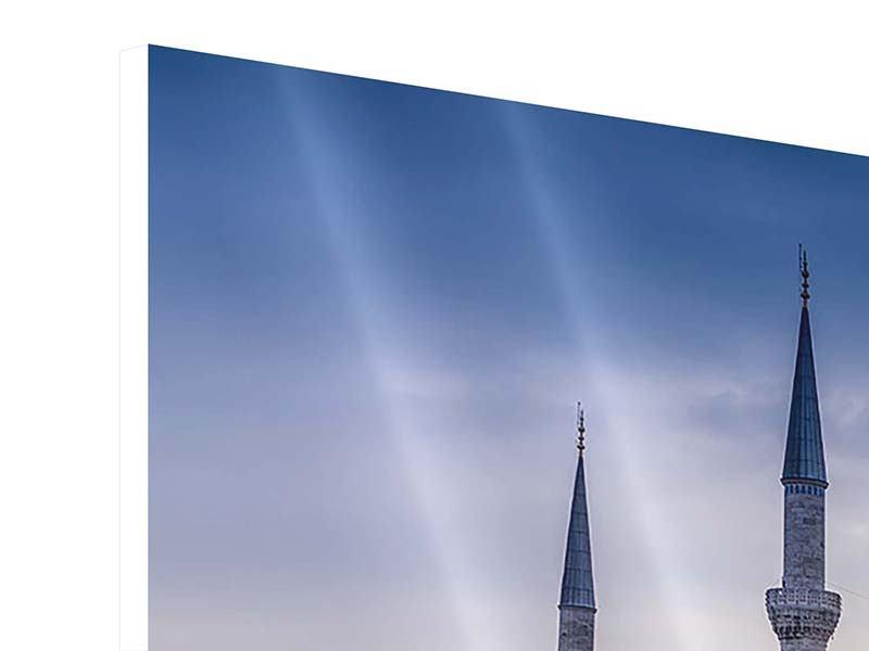 Hartschaumbild Panorama Istanbul