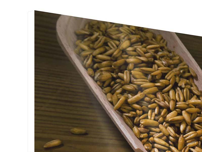 Hartschaumbild Panorama Das Brot