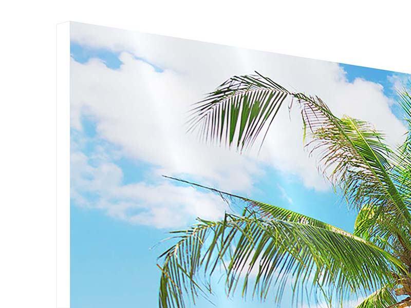 Hartschaumbild Panorama Koh Lanta