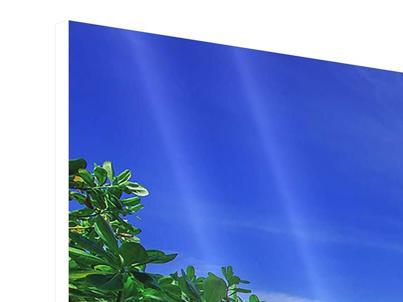 Hartschaumbild Panorama Similan-Inseln